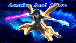 Download Lagu Sword Art Online Alicization - War Of Underworld pt. 2『AMV』Awake And Alive mp3