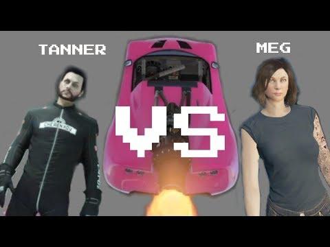 CRASH AND BURN- GTA5 Races