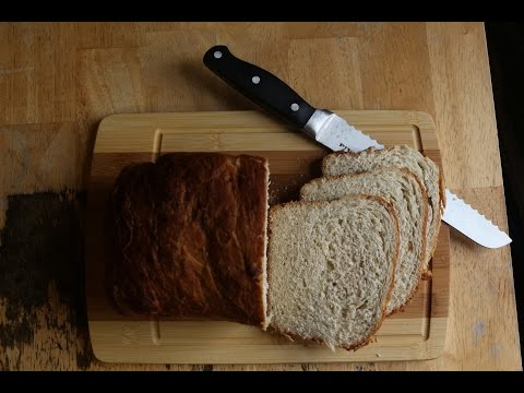 Honey Oat Bread, Homemade and Delicious
