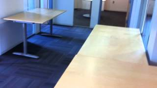 Ikea Galant Table Desks Assembly Service Video In Dc Md Va By Furniture Assembly Experts Llc