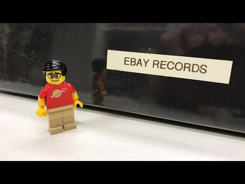 What Did LEGO Sell For On EBay In 2000?