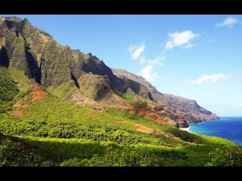 The Girls Of Na Pali Coast
