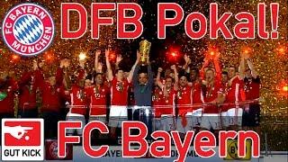 FC Bayern München auf dem Weg zum DFB Pokal 2016 // Alle Tore - all goals 16