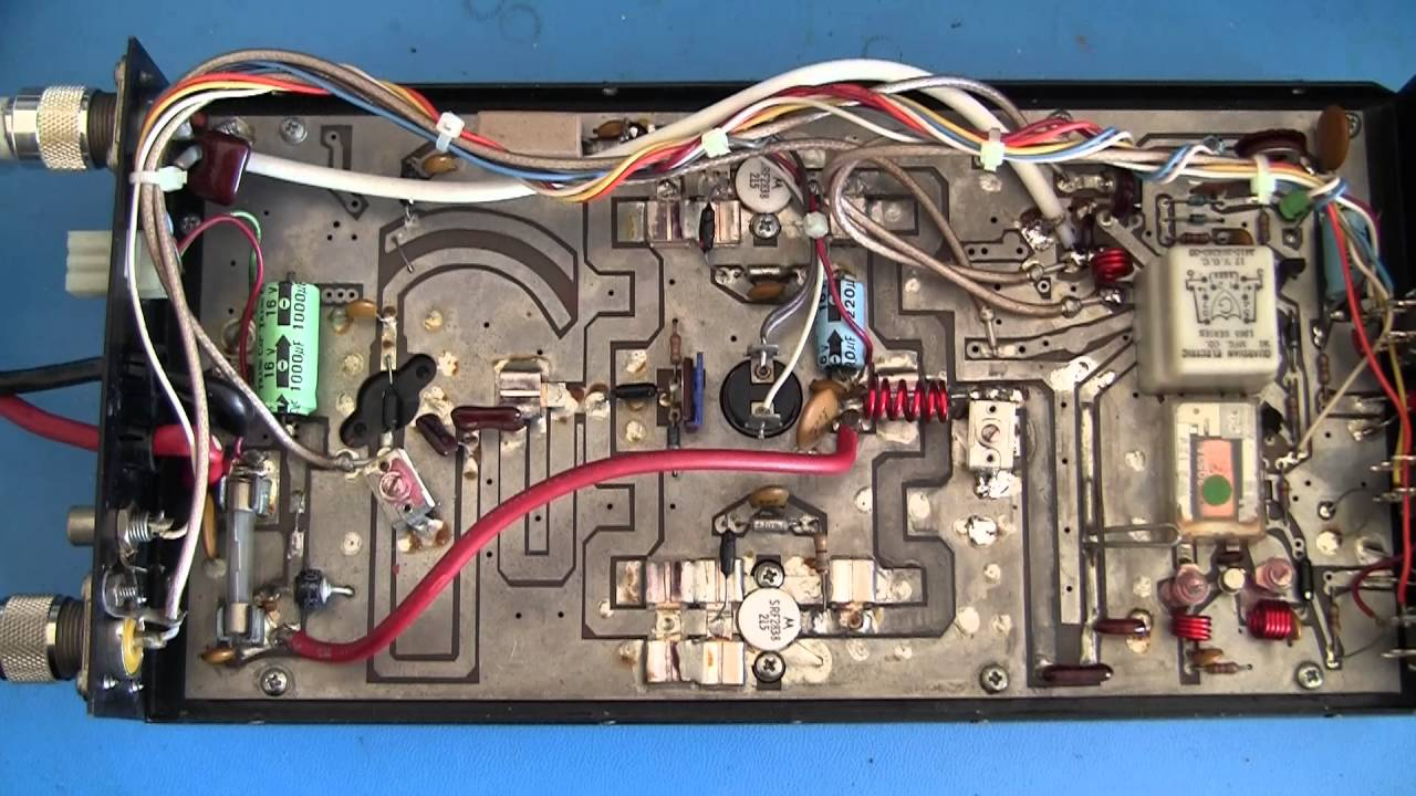VHF Amplifier Mirage B3016
