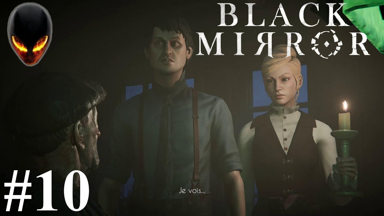 Download Black Mirror [FR] Chapitre 4 A: Ancienne Aile et Recherche du village abandonné - Walkthrough 10