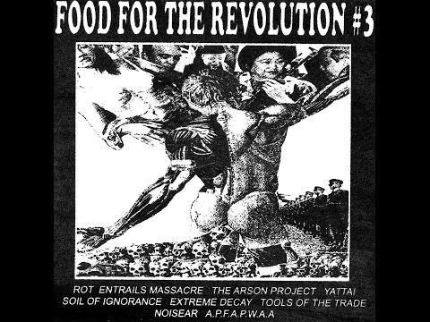 Food Not Revolution 3 - Depok City Indonesia Compilation CDR [2013]