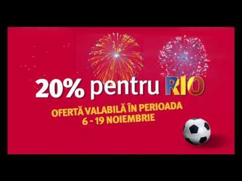 20% pentru RIO - Televizor Smart TV LED 3D Full HD SAMSUNG UE32F6400