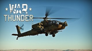 [FR] War Thunder: Ground Forces - Les Helicoptères débarquent !