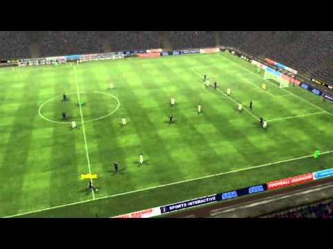 PSG vs Chelsea - Jallet Goal 68 minutes