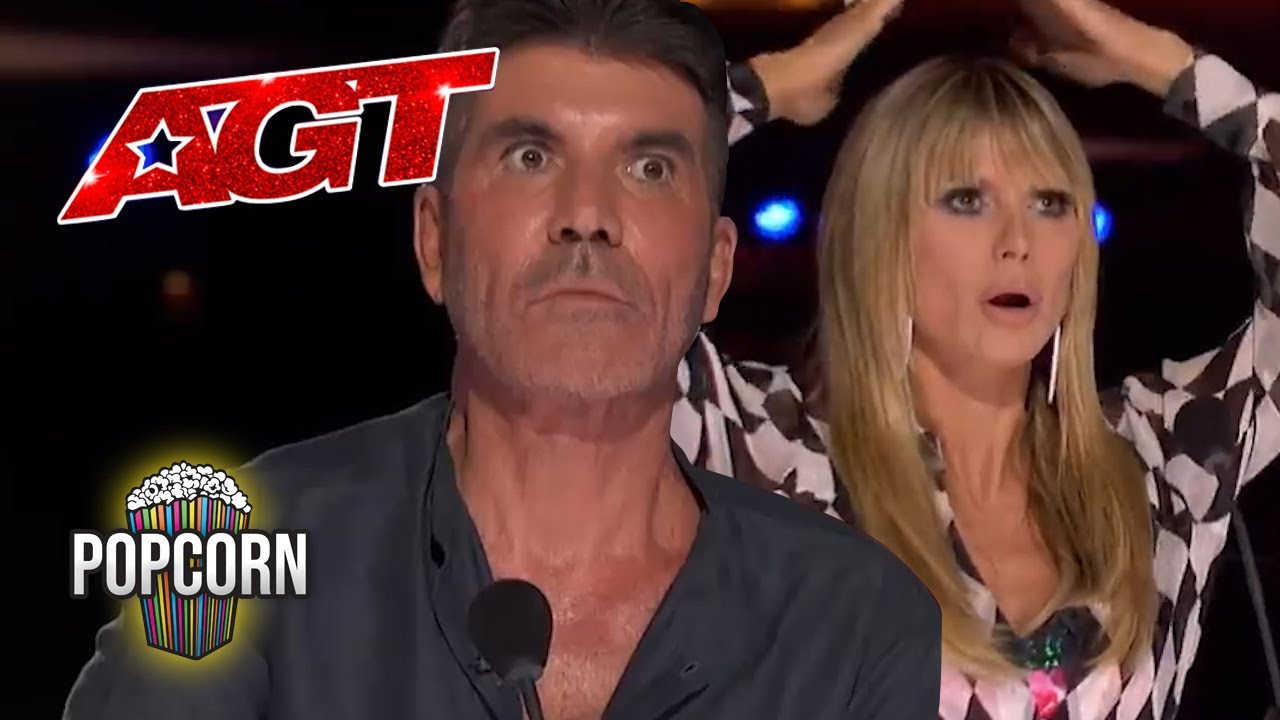 SHOCKING, EMOTIONAL & AMAZING America's Got Talent 2021 Auditions from Week 2