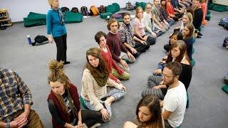 Contemplative Psychotherapy at Naropa University