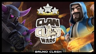 É POSSIVEL DAR 100% EM GUERRA DE GOWIPE NO CV10? - Clash of Clans - Bruno Clash