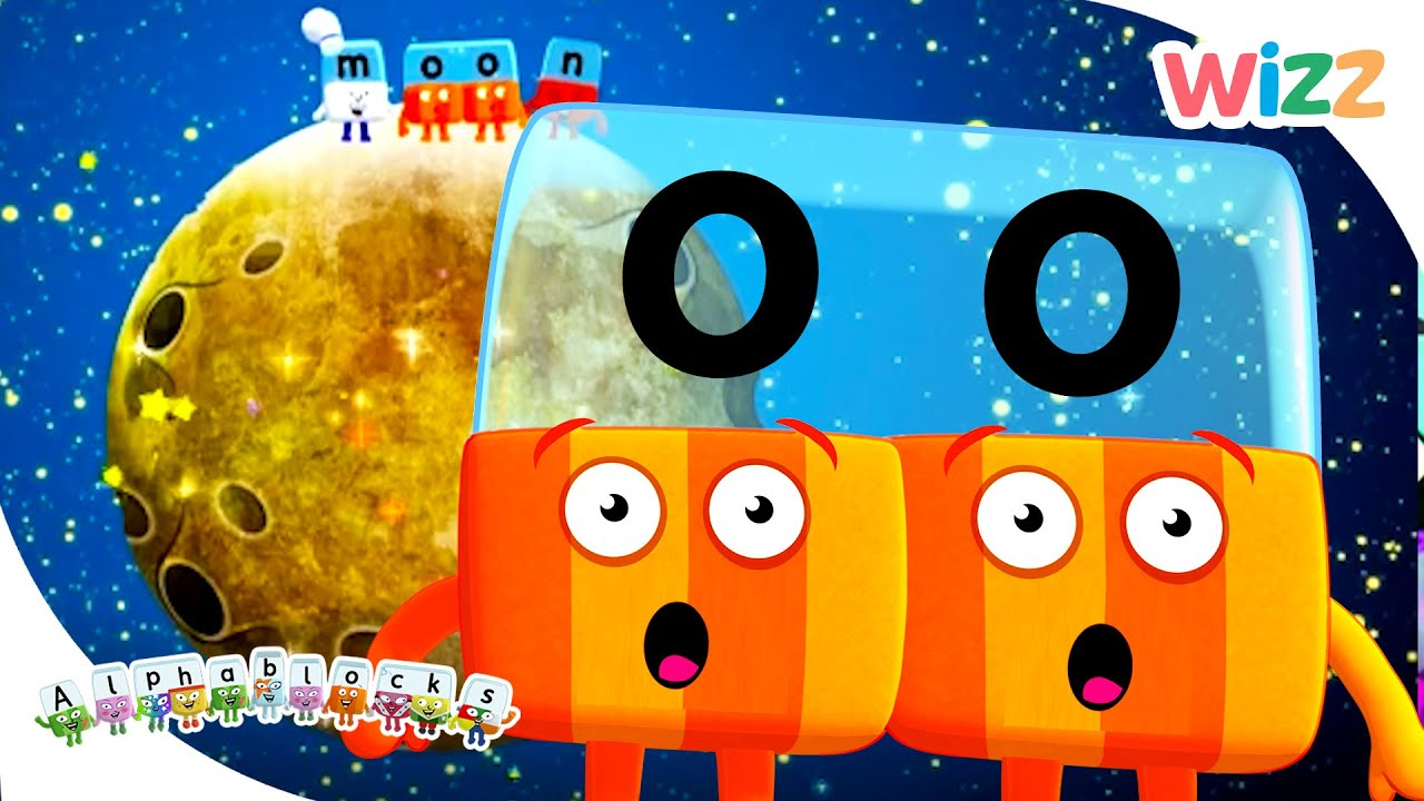  @Alphablocks    The OO Sound Letter Team 👏   Learn to Read   Wizz