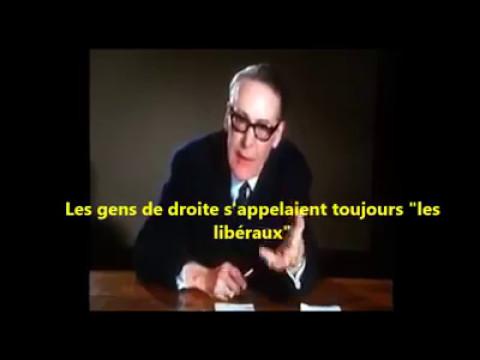 """La naissance du """"Libéralisme"""" par Henri GUILLEMIN ! très Instructif !"""