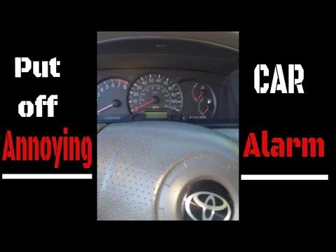 Toyota Corolla Alarm System | Systemalarm