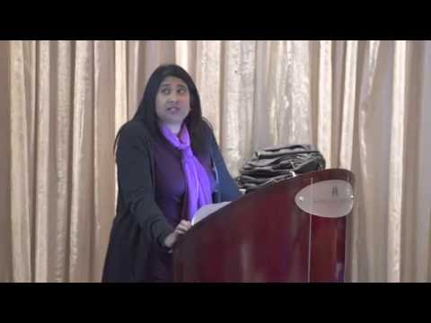 Johannesburg Business in Education Event - Patricia Pillay
