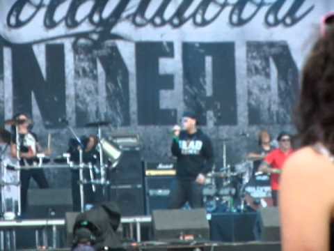 Young Hollywood Undead Live @ Download 2011