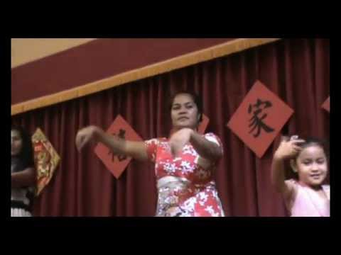 Tama Tuvalu Taiwan - 2015 Chinese New Year Part II