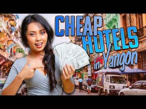 Top 10 Cheap Hotels In Downtown Yangon