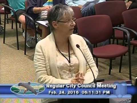 February 24, 2016 - City Council/CRA Meeting