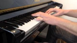 Biffy Clyro - The Captain (Piano Cover)