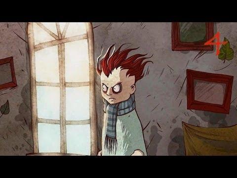 Knock Knock - Atmospheric Horror Game, Manly Let's Play Pt.4(Finale,Best Ending)