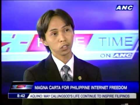 Internet, offline rights should equal, lawyer says