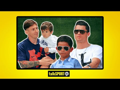 Thumbnail: 15 Footballers And Their Children | Can You Match Them Up?