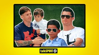 15 Footballers And Their Children | Can You Match Them Up?