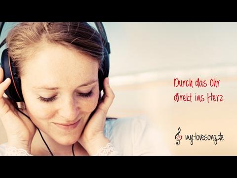 Bald ist Valentinstag - verschenk' Deinem Lieblingsmenschen ein persönliches Lied
