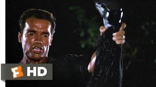 Commando (3/5) Movie CĻIP - I Let Him Go (1985) HD