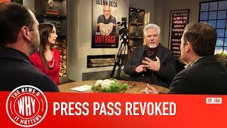 White House Revokes Jim Acosta's Press Pass l The News & Why It Matters Ep. 164