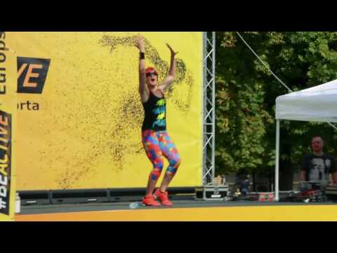 Europski tjedan sporta/ European week of sport 2016 Zagreb, Croatia