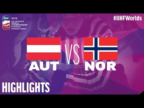 norway-vs-austria---game-highlights---#iihfworlds-2019