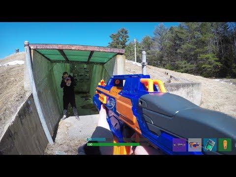 Nerf War FPS: FORTNITE Battle Royal