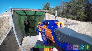 Nerf War: FORTNITE Battle Royal - First Person Shooter