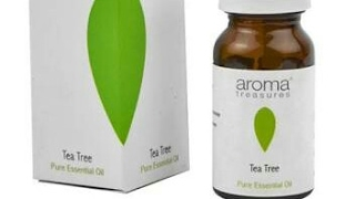 Gambar cover Aroma Treasure tea tree oil review
