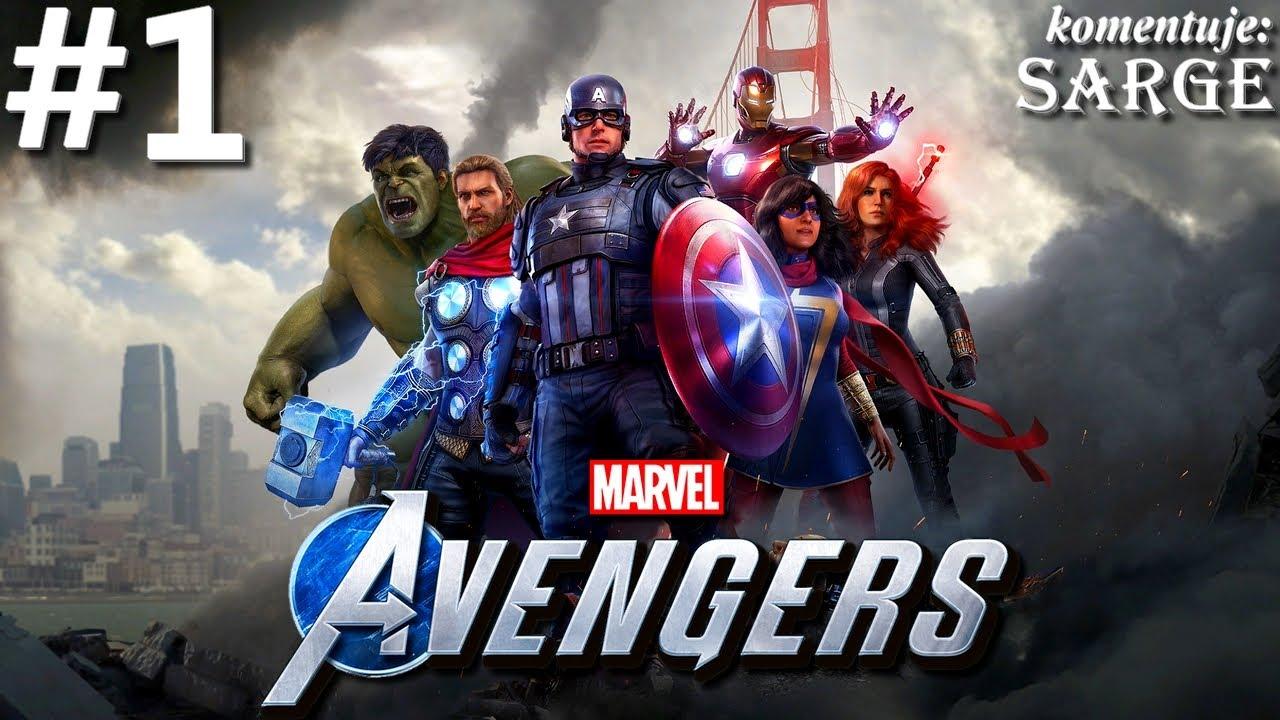 Download Zagrajmy w Marvel's Avengers PL odc. 1 - Sława superbohaterów