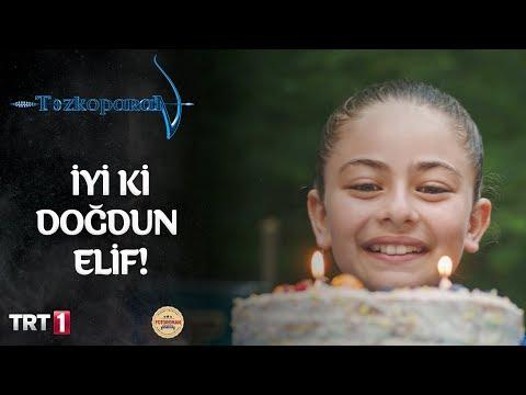 Elif'in doğum günü! - Tozkoparan 24. Bölüm