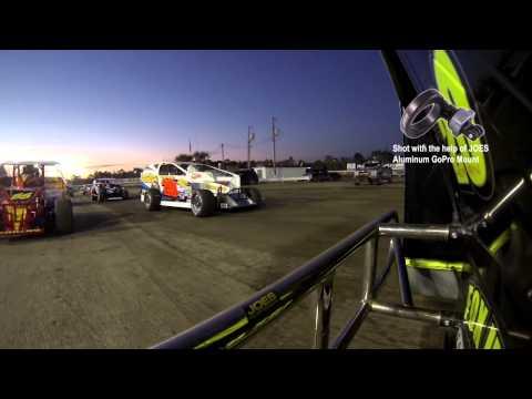 Brett Hearn at Volusia Speedway Park