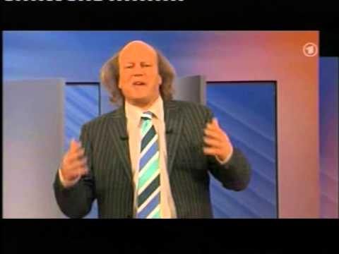 """Satire: Claus von Wagner """"Rebellion gegen nette Eltern"""" , Bruno Jonas, Arnulf Rating & Co."""
