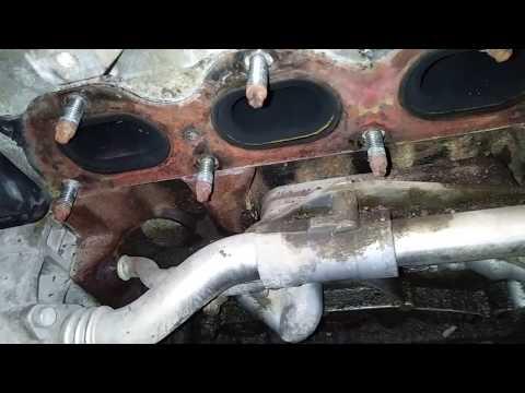 Front Engine Oil Leak 2008 2014 Chevrolet Aveo Cruze Sonic G3