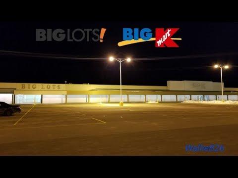 Abandoned Kmart & Big Lots Erie, Pa