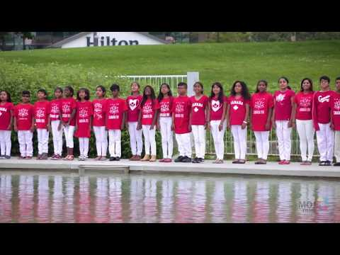 Canadian National Anthem by 150 Toronto Tamil Singers mp3