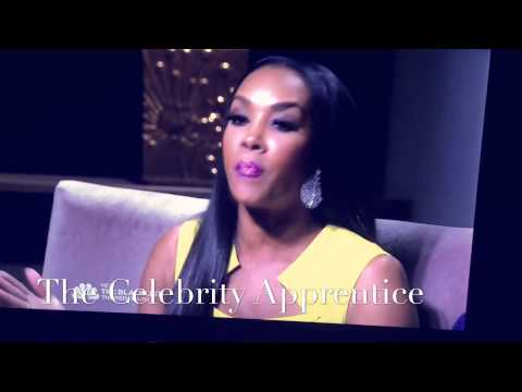 The Celebrity Apprentice Full Fight (Kenya Moore Vs Vivica Fox)