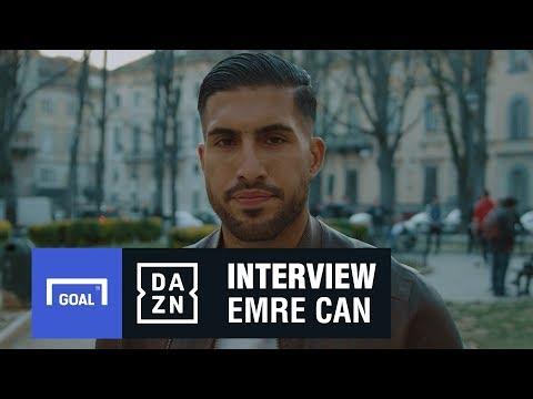 Karier Emre Can Bermula Dari Sepakbola Jalanan