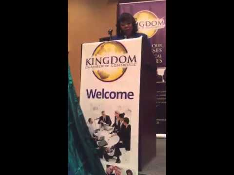 Kingdom Chamber of Commerce Supernatural Business Conference 2016