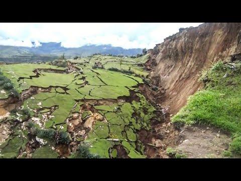 أخطر زلزال في التاريخ درب الصين , دمر مدينة كاملة وتوفي 655 ألف شخص  - نشر قبل 8 ساعة