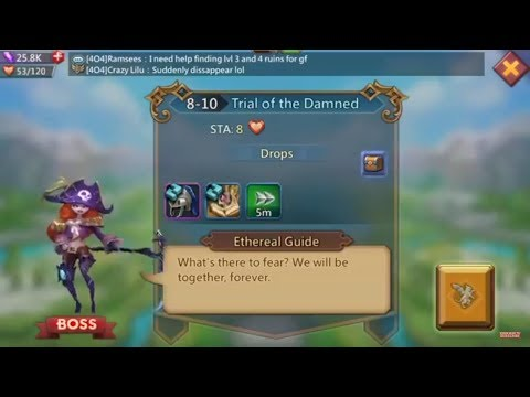 Lords Mobile Normal 8-10