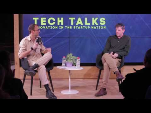 Michael Eisenberg & Ilan Regenbaum | NBN Tech Talks